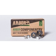 Arbor ABEC 7 bearings set/8