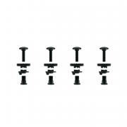 Union Ankle Hardware W/ Locking Washer