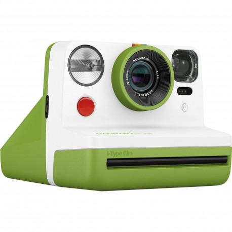 Polaroid Now i‑Type Instant Camera Green