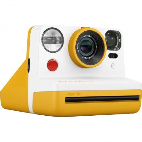 Polaroid Now i‑Type Instant Camera Yellow
