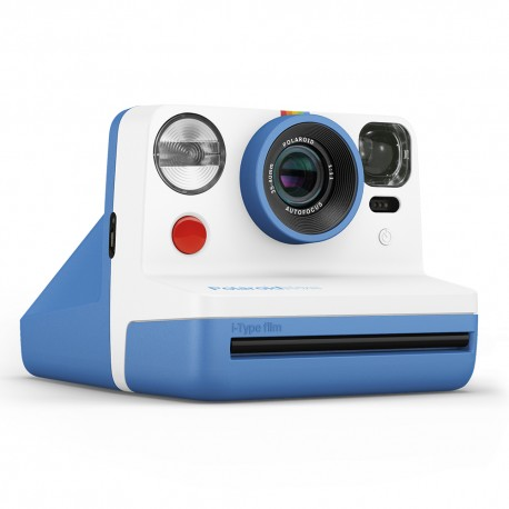 Polaroid Now i‑Type Instant Camera Blue